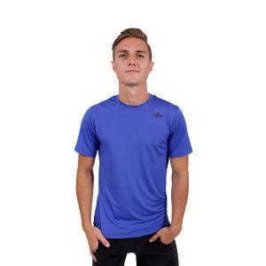 חולצת אימון VN לגברים VN Running T V1 - כחול כהה
