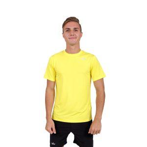 חולצת אימון VN לגברים VN Running T V1 - צהוב
