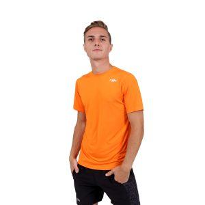 חולצת אימון VN לגברים VN Running T V1 - כתום