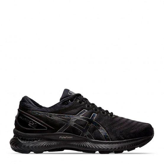 נעלי ריצה אסיקס לגברים Asics GEL-Nimbus 22 - שחור