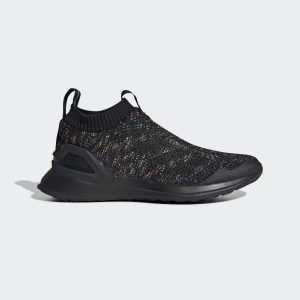 נעליים אדידס לנשים Adidas RAPIDARUN KNIT - שחור