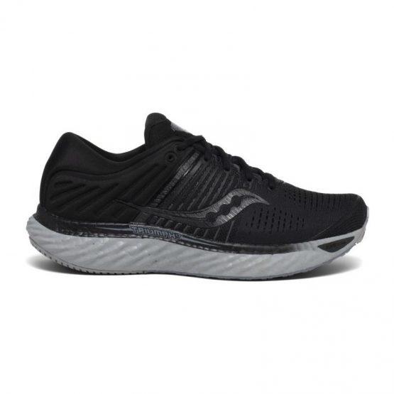 נעליים סאקוני לנשים Saucony TRIUMPH 17 - שחור
