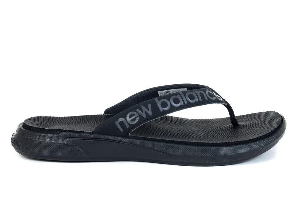נעליים ניו באלאנס לגברים New Balance 340 FLAP - שחור מלא