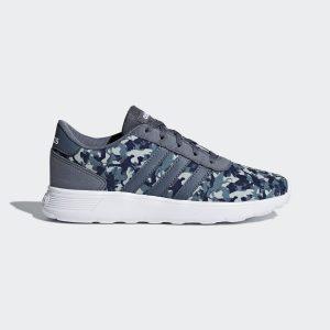 נעליים אדידס לנשים Adidas LITE RACER K - צבעוני כהה