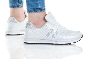נעליים ניו באלאנס לנשים New Balance 373 - לבן