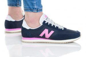 נעליים ניו באלאנס לנשים New Balance WL720 - כחול כהה/ורוד