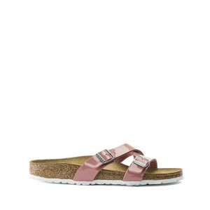 נעליים בירקנשטוק לנשים Birkenstock Yao - ורוד