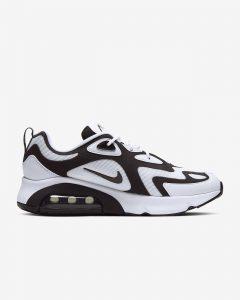 נעלי סניקרס נייק לגברים Nike Air Max 200 - לבן