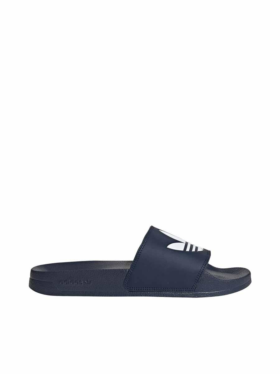 נעליים אדידס לגברים Adidas Adilette Lite - כחול כהה