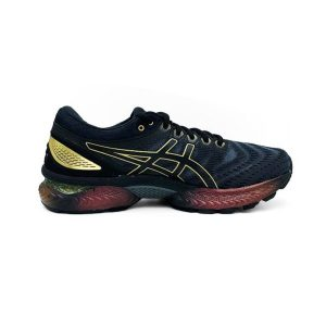 נעליים אסיקס לגברים Asics GEL-Nimbus 22 Platinum - שחור