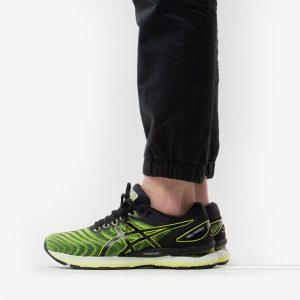 נעלי ריצה אסיקס לגברים Asics GEL-Nimbus 22 - ירוק