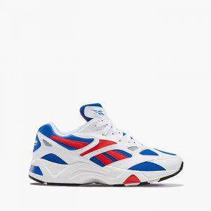 נעליים ריבוק לגברים Reebok Aztrek 96 - לבן  כחול  אדום