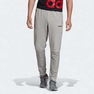 ביגוד אדידס לגברים Adidas Athletic Sport Motion - אפור