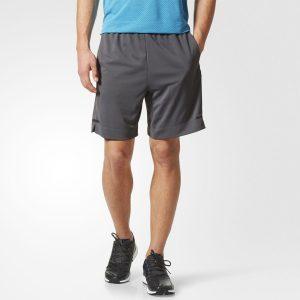 ביגוד אדידס לגברים Adidas ClimaChill - אפור כהה