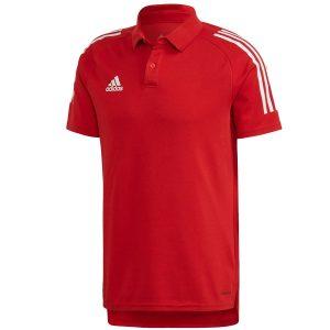ביגוד אדידס לגברים Adidas Condivo 20 - אדום