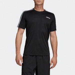 חולצת אימון אדידס לגברים Adidas Designed D2 Move - שחור