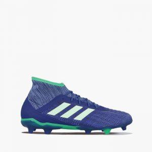 נעלי קטרגל אדידס לגברים Adidas PREDATOR 18.2 FG - כחול