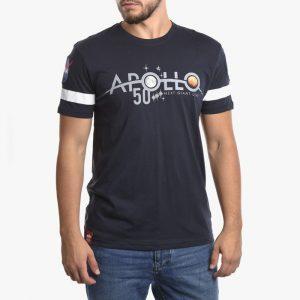 ביגוד אלפא אינדסטריז לגברים Alpha Industries Apollo 50 Reflective - שחור