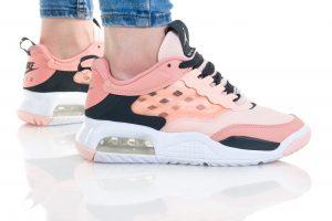 נעליים נייק לנשים Nike JORDAN MAX 200 GS - ורוד