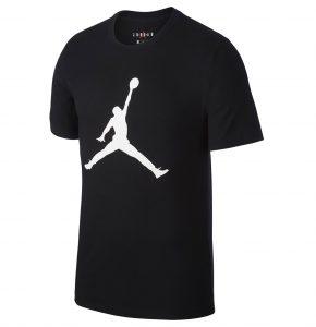 ביגוד נייק לגברים Nike M J JUMPMAN SS CREW - שחור