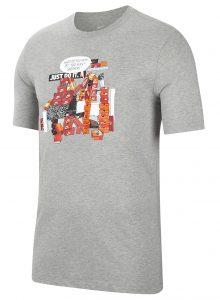 ביגוד נייק לגברים Nike Sportswear Snkr Cltr 7 - אפור