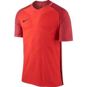 ביגוד נייק לגברים Nike Strike Top SS - אדום