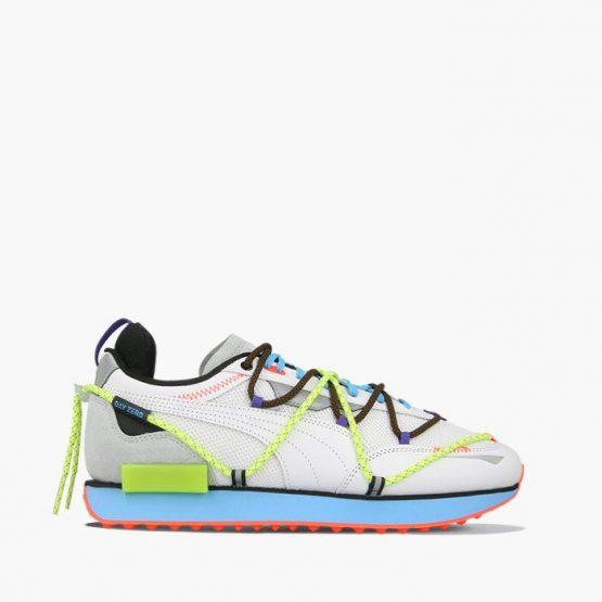 נעליים פומה לגברים PUMA x Central Saint Martins Future Rider Day Zero - לבן