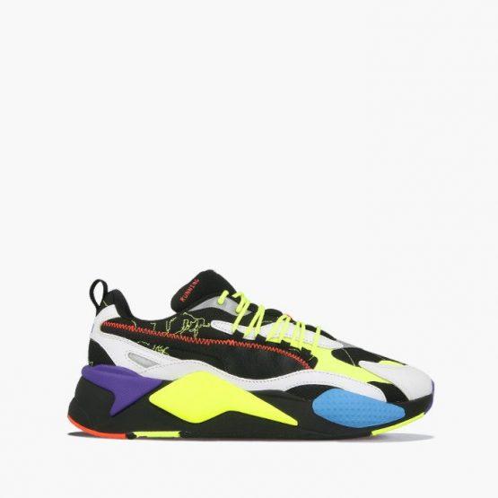נעליים פומה לגברים PUMA x Central Saint Martins RS-X3 Day Zero - צבעוני כהה