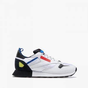 נעליים ריבוק לגברים Reebok Classic Leather Reedux - צבעוני/שחור