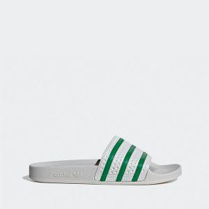 נעליים אדידס לגברים Adidas Adiette - לבן/ירוק