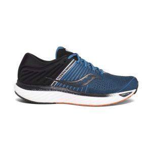נעליים סאקוני לגברים Saucony TRIUMPH 17 - שחור/כחול