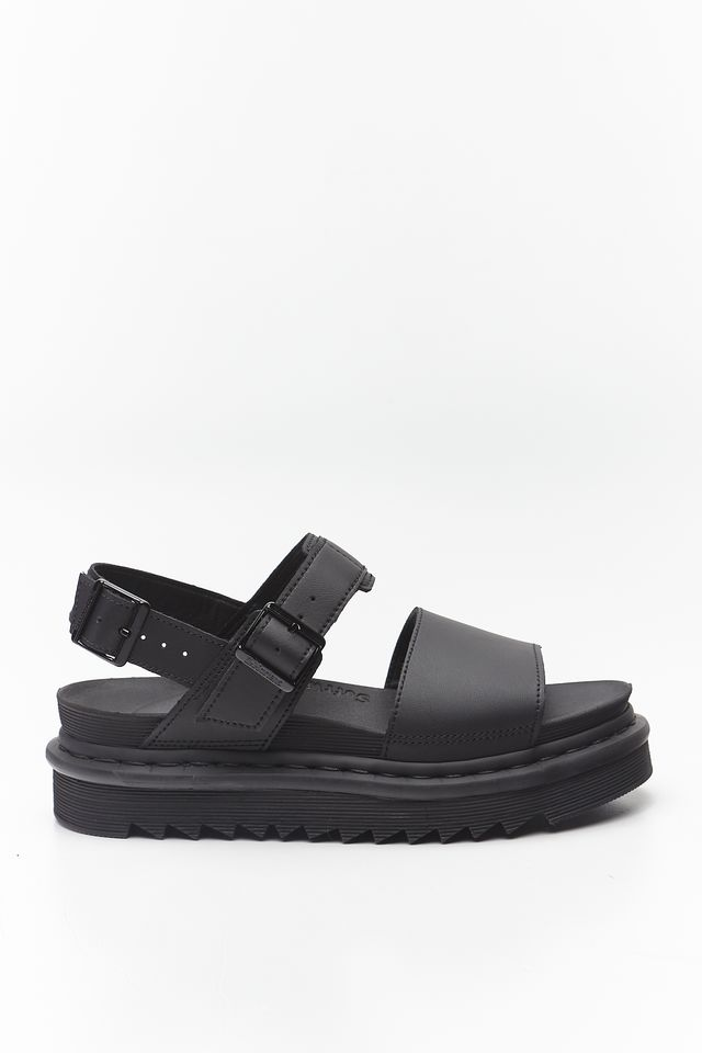 נעליים דר מרטינס  לנשים DR Martens VOSS HYDRO LEATHER - שחור