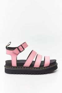 נעליים דר מרטינס  לנשים DR Martens BLAIRE HYDRO - ורוד/שחור
