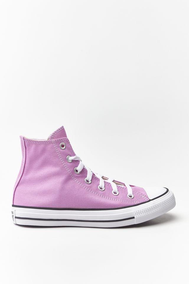 נעליים קונברס לנשים Converse Chuck Taylor All Star Hi - סגול בהיר