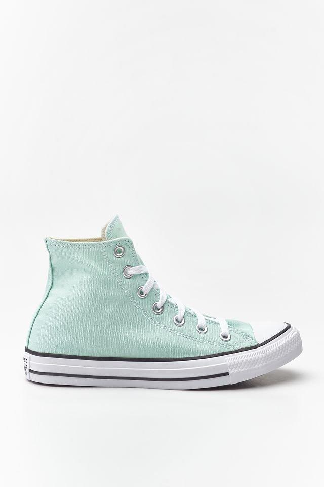 נעליים קונברס לנשים Converse Chuck Taylor All Star Hi - טורקיז
