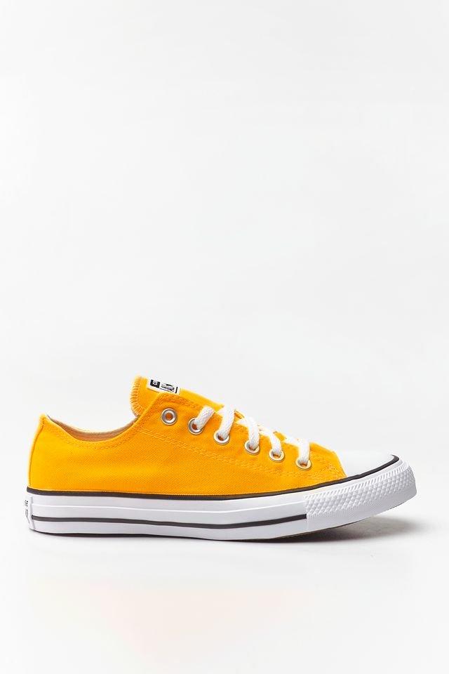 נעליים קונברס לנשים Converse CHUCK TAYLOR ALL STAR OX - כתום