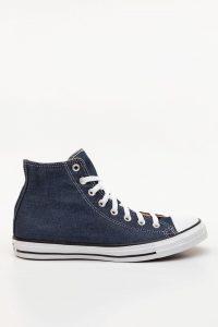 נעליים קונברס לגברים Converse CHUCK TAYLOR ALL STAR HI - כחול כהה