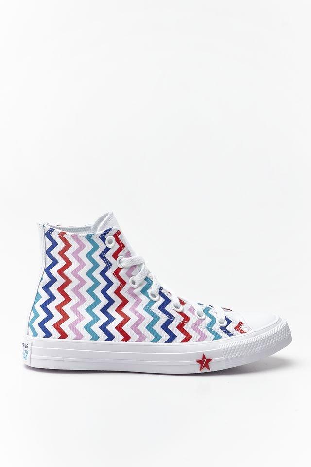 נעליים קונברס לנשים Converse Chuck Taylor All Star Hi - צבעוני בהיר