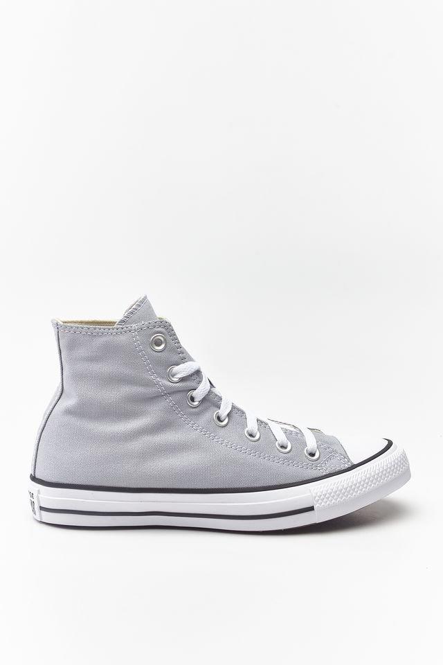 נעליים קונברס לנשים Converse Chuck Taylor All Star Hi - אפור/לבן