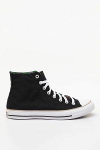 נעליים קונברס לגברים Converse CHUCK TAYLOR ALL STAR CAMO CONNECTION HI - שחור