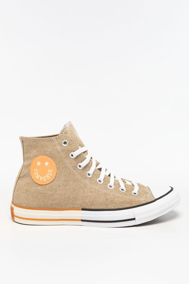 נעליים קונברס לגברים Converse CHUCK TAYLOR ALL STAR HI - חום