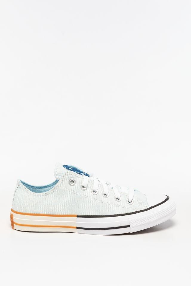 נעליים קונברס לגברים Converse Chuck Taylor All Star OX - לבן