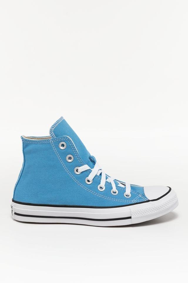 נעליים קונברס לנשים Converse Chuck Taylor All Star Hi - תכלת