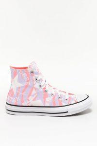 נעליים קונברס לנשים Converse LOGO PLAY - ורוד
