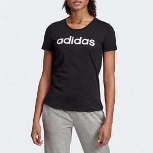 ביגוד אדידס לנשים Adidas Linear - שחור