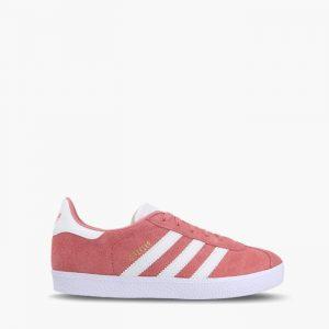 נעליים Adidas Originals לנשים Adidas Originals GAZELLE - ורוד/אדום