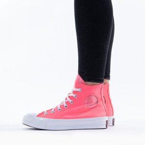 נעליים קונברס לנשים Converse Chuck 70 Hi - ורוד