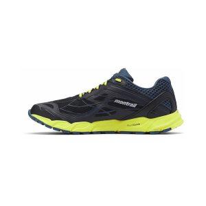 נעלי ריצת שטח קולומביה לגברים Columbia Caldorado III - שחור/צהוב