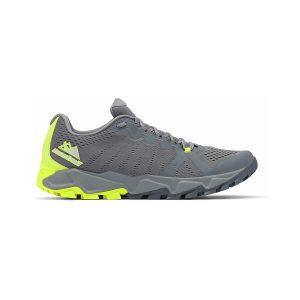 נעליים קולומביה לגברים Columbia TRANS ALPS FKT III - אפור/צהוב