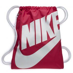 אביזרים נייק לגברים Nike Heritage Gymsack - ורוד